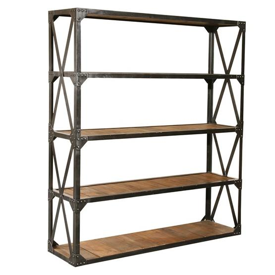 Bleecker Recycled Bookcase